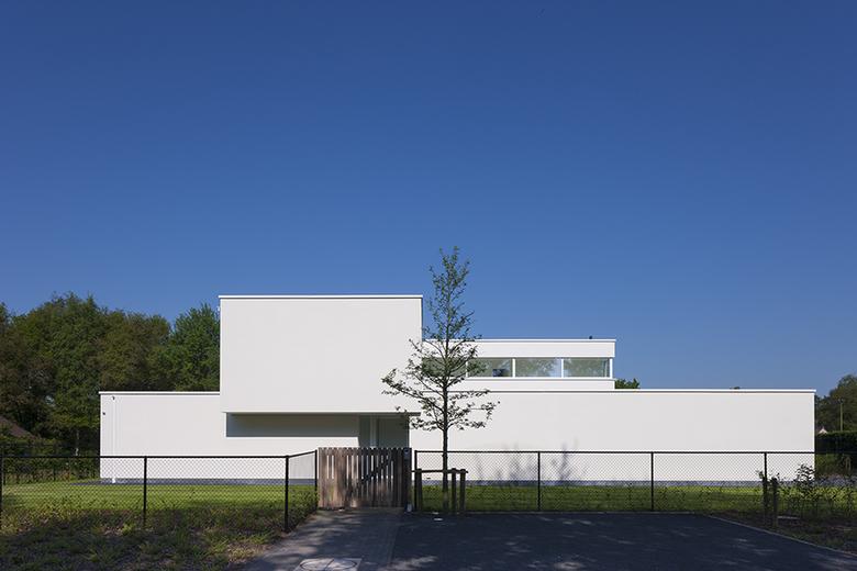 Architectenburo anja vissers herentals belgië architecten